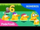 Seis Patitos | Números | PINKFONG Canciones Infantiles