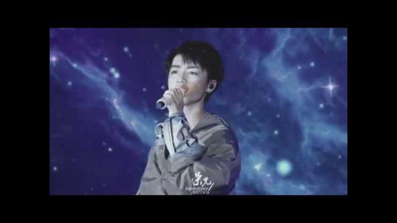 TFBOYS 王俊凯 TFBOYS王俊凱十八歲生日會 經典老歌串燒 超清飯拍 Karry Wang Junkai