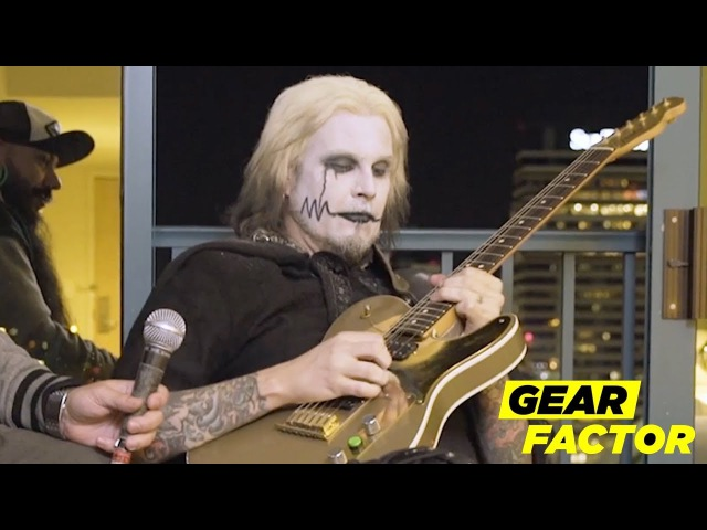 John 5 on Van Halen's Debut, 40 Years Later - Gear Factor
