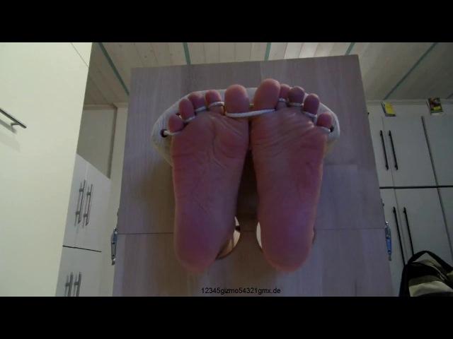 Bastinado for my feet