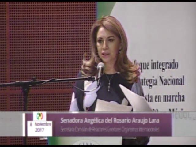 """Foro """"Consulta del Marco Normativo de México ante los Retos del Marco de Sendai"""""""
