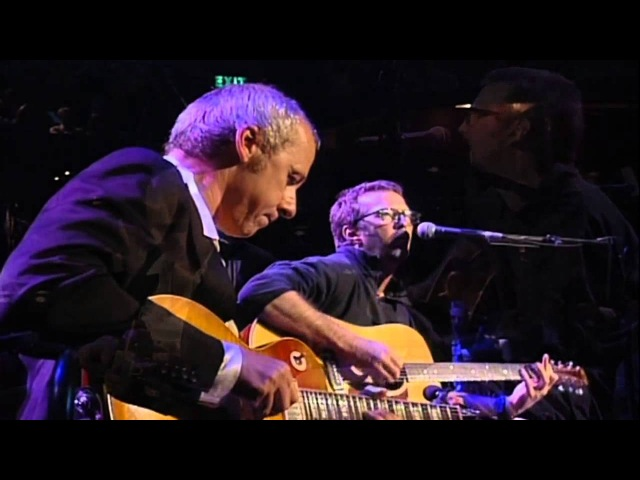 Eric Clapton - Layla ft. Mark Knopfler (Live)