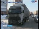 Водитель грузовика насмерть сбил женщину в Чебоксарах