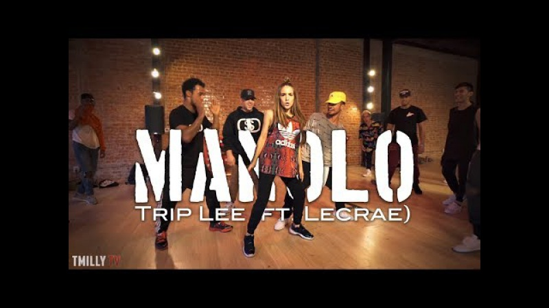 Trip Lee - Manolo Choreography | by Mikey DellaVella x B Dash | TMillyTV