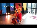 Bharatanatyam Heiko Dijker Lenneke van Staalen Renjit Vijna live @Bimhuis Amsterdam