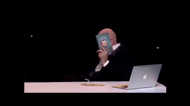 Сергей Дружко выкинул книгу Соболева
