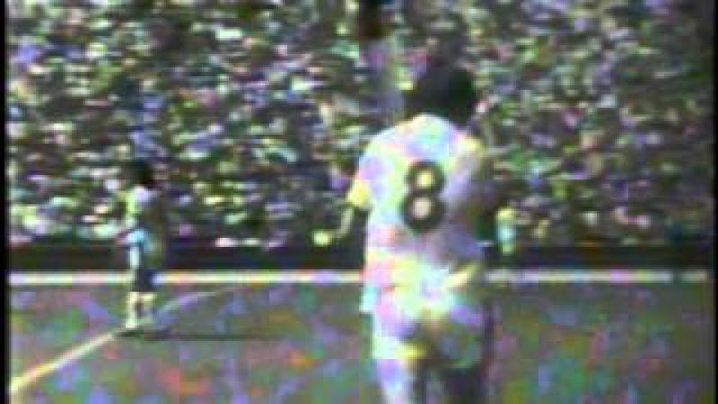 1976: Brasil x Inglaterra Taça Bicentenário (1976: Brazil vs FA Cup Bicentennial)