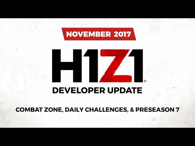 November Developer Update: Combat Zone, Daily Challenges, Preseason 7! [Official Video]