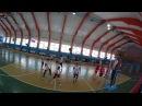 Пламя vs ЮрИн Первенство г Орла Волейбол Орел 2018 02 17