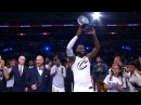 LeBron James Wins MVP Award February 18 2018 2018 NBA All Star Game