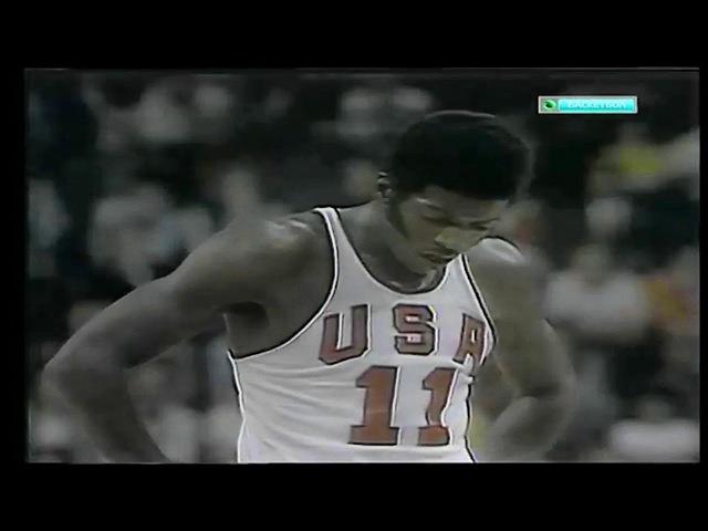 Три секунды. Баскетбол. СССР - США .Финал 1972 год (Full HD) Движение вверх