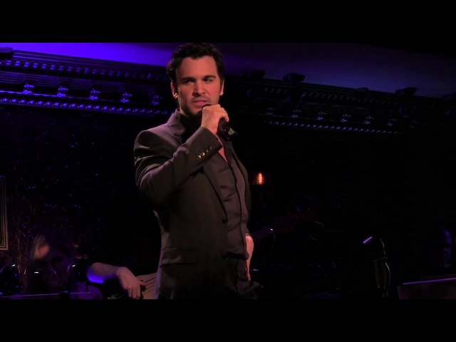 Bee Gees Night Fever Juan Pablo Di Pace Cover Live at Feinstein's 54 Below