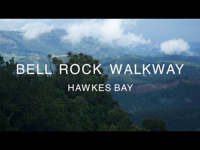 Bell Rock Walkway | Hawkes Bay, New Zealand