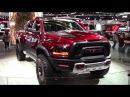 2018 RAM 1500 REBEL TRX Concept | Close Walkthrough | 2017 NAIAS