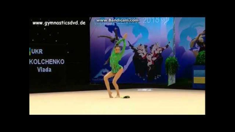 Vlada Nikolchenko Ribbon EF - Miss Valentine 2018