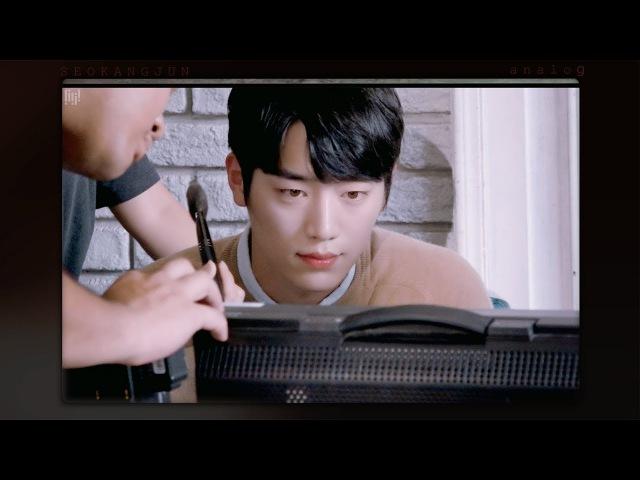 SEO KANG JUN 서강준 - '토니모리' 광고촬영 비하인드