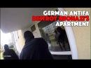 German Antifa destroy neonazi's apartment