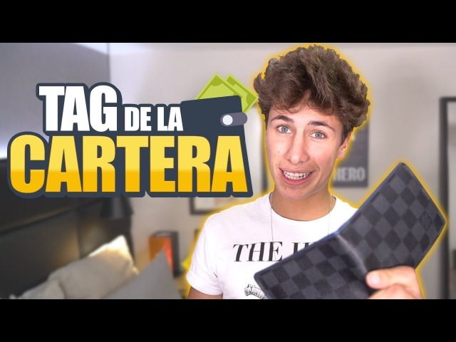 ¿Qué locuras hay en mi cartera? | TAG