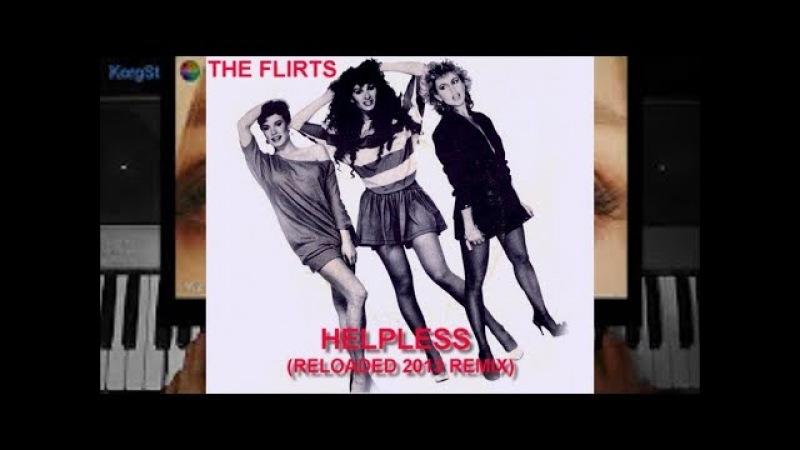 KorgStyle The Flirts - Helpless (Korg Pa 500) EuroDisco 80