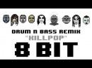 Killpop (8 Bit Drum N Bass Remix Cover Version) [Tribute to Slipknot] - 8 Bit Universe