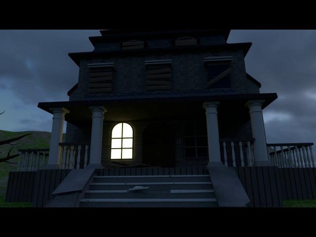 EQG Cute Prank 3D Animation [Halloween specials] Blender Animation
