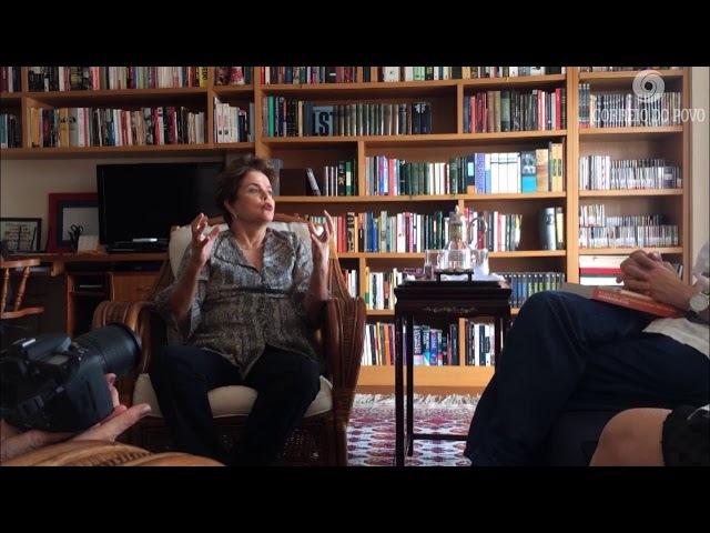 Juremir Machado da Silva entrevista Dilma Rousseff
