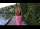 Sexy girl in Slovenia