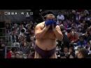 3/16 2018 Sumo Spring Basho 大相撲春場所 六日目 大相撲人気に乗れ 大型商業施設の取り組1241