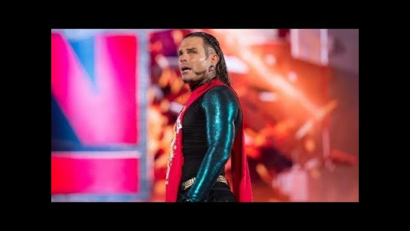 Jeff Hardy arrested for allegedly driving while impaired | WWE News