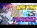 GM Mercy Main tries playing Widowmaker