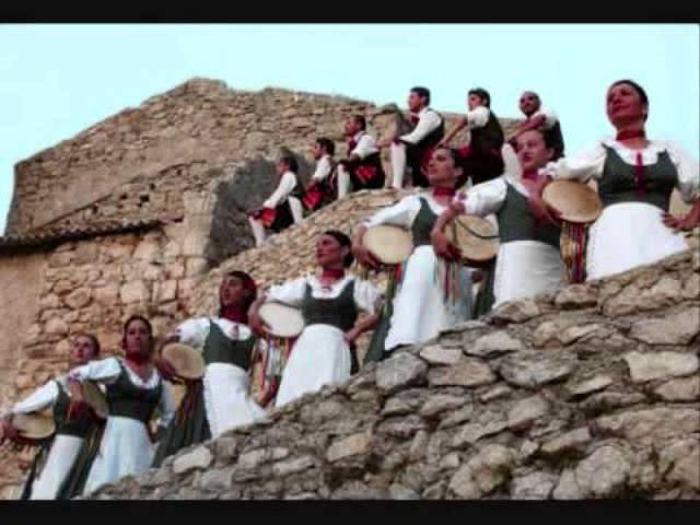 Agrigento (Girgenti) Folk - Tarantella