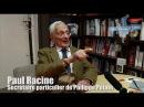 Paul Racine à 100 ans l'ancien secrétaire de Pétain sort de son silence