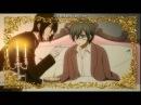 Момент из аниме Тёмный Дворецкий Сиель и Себастьян