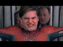 Человек-паук против Доктора Осьминога. Сцена в поезде.