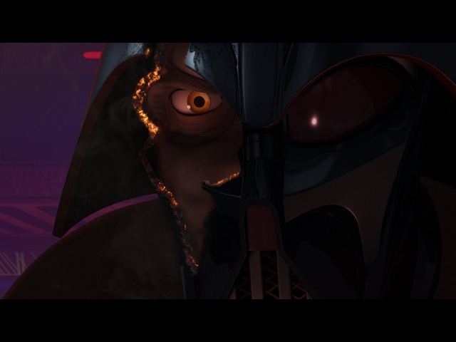 S2 | Ahsoka VS Darth Vader | Star Wars Rebels [German HD]
