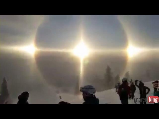 World news today this happen on our earth ( Это произошло на нашей Земле )2 dec 2017