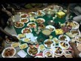 Labour Eating Food style in Saudi Arab Part 2