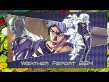 JoJo's Bizarre Adventure Eyes of Heaven OST - Weather Report Battle BGM