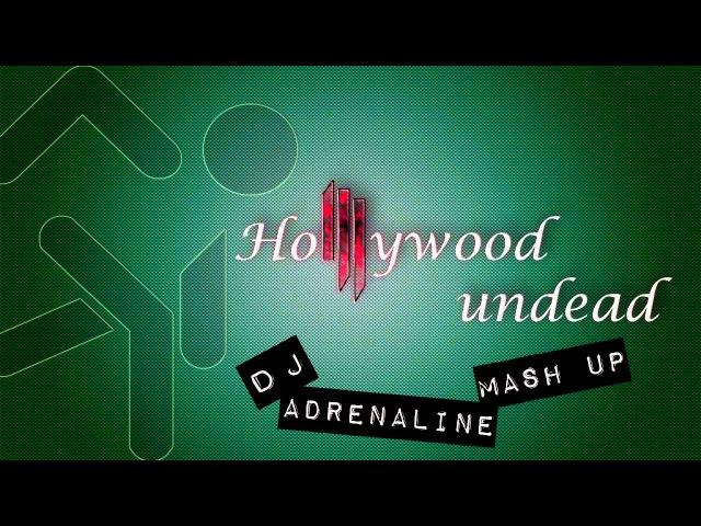 Everywhere I go and Bangerang (DJ Adrenaline Mashup) ft. Hollywood Undead and Skrillex