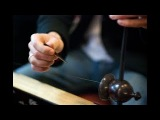 Традиционная вьетнамская музыка Дан бау. Vietnamese Traditional Dan Bau Music