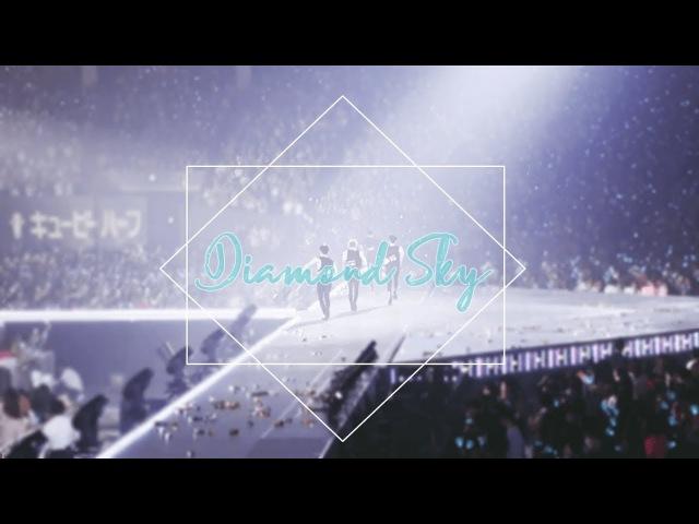 SHINee WORLD 2017 ~FIVE~   Diamond Sky