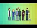 Как учить английский язык по сериалу Клиника [GeekBrains]