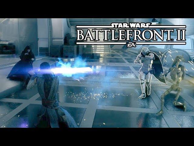 Рей - Камино [Star Wars Battlefront 2]