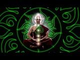 OM Chanting 528Hz Music 10'000Hz Whole Body Healing  Slow Trance Drums Soft Rain Meditation Music