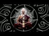 OM Chanting 174Hz Music 10'000Hz Super Healing  Slow Trance Drums Rain Solfeggio Meditation Music