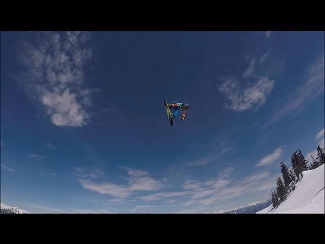 Neko Reimer Snowboarding Age 10