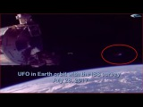 UFO in Earth orbit with the ISS survey - July 28, 2017