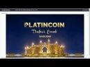 PlatinCoin вебинар Алекса и Игоря про ивент в Дубае промо