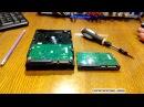 HDD Мёртвее мёртвого Добил жёсткий диск SEAGATE 500GB попытка восстановить данные