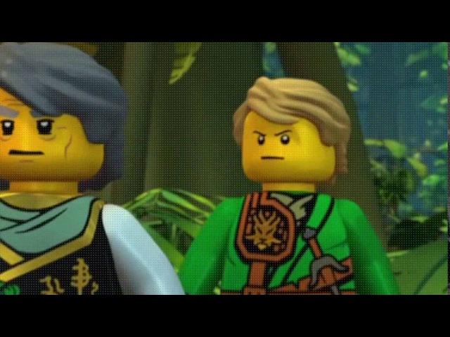 Lego Ниндзяго Мастера кружитцу 4 сезон 6 серия